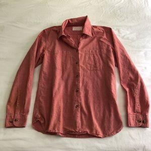 Women's Small Genuine Filson long sleeve flannel.